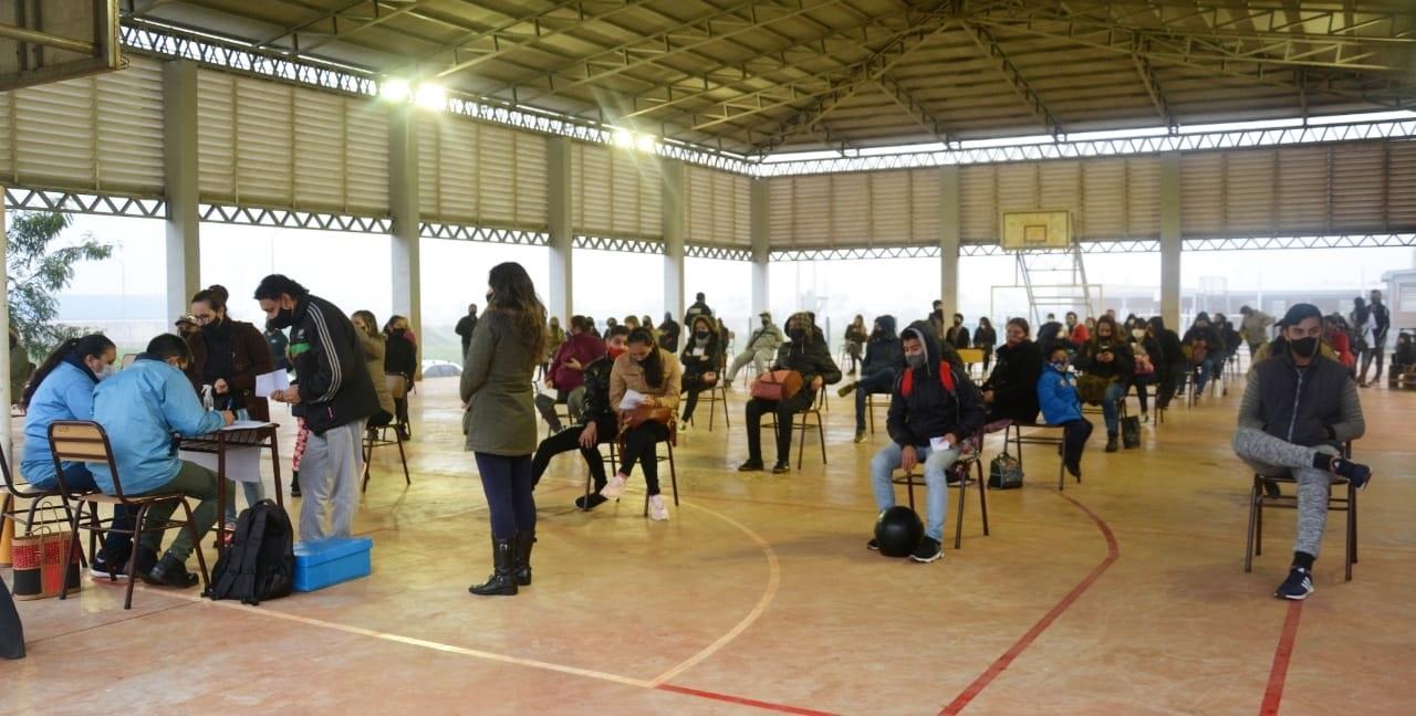 Nueva jornada del PAS en Itaembé  Guazú