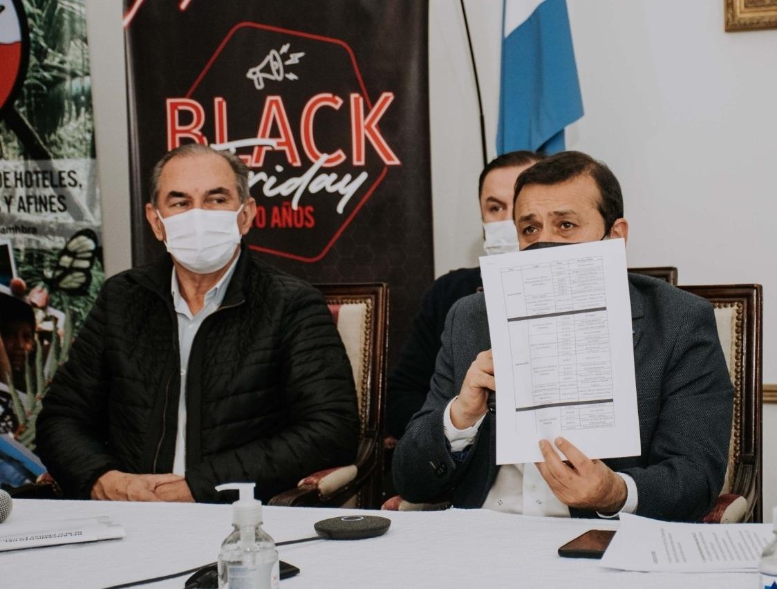 Ya se palpita la 10ma edición del Black Friday en Posadas