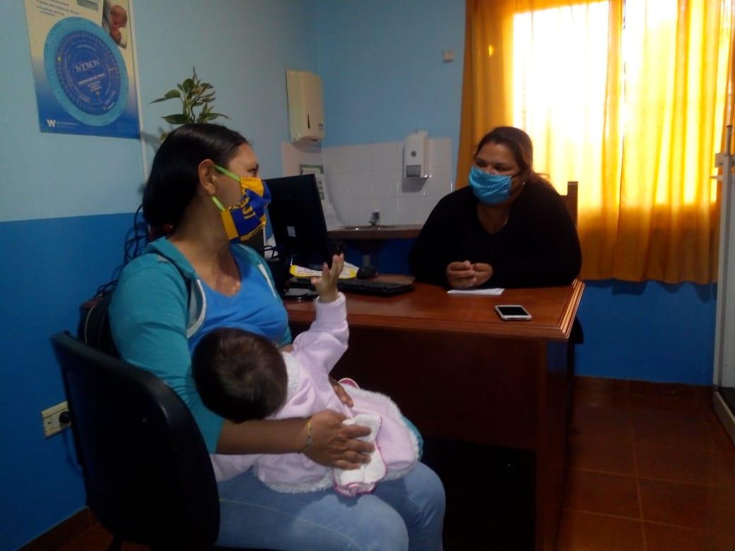 Refuerzan los servicios integrales de salud a los barrios